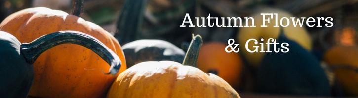 Autumn Flowers/Thanksgiving