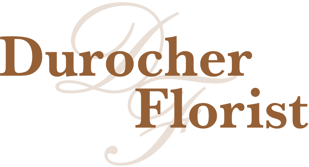 Logo for Durocher Florist West Springfield