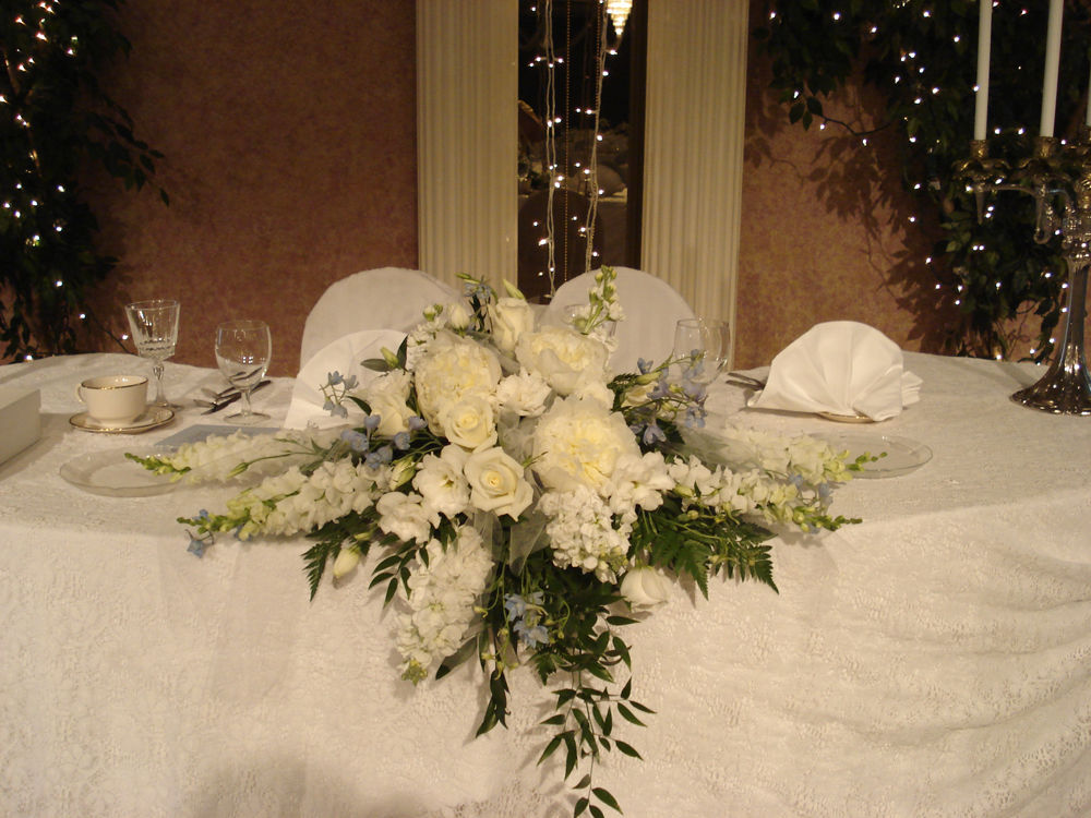 flower wedding table decorations centerpieces 4244